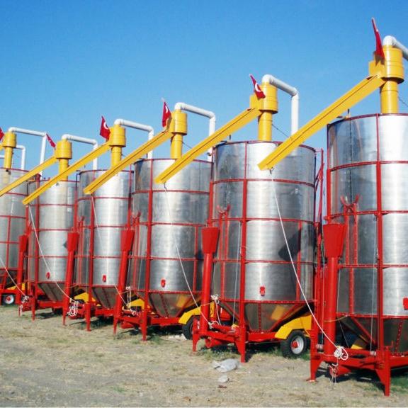 Современные зерносушилки